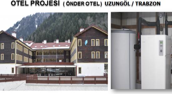 Otel Projesi